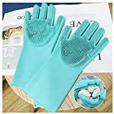 Dog Bathing to Float Gloves, cat Massage, Anti-Grab, Bathing Tools, pet Cleaning Supplies review