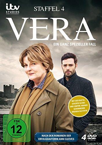 Vera: Ein ganz spezieller Fall - Staffel 4 [4 DVDs]