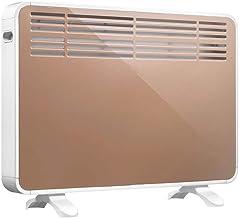 LLRDIAN Calentador ▎ Calentador eléctrico de Ahorro de energía en el hogar Stove Estufa Caliente silenciosa Heater Calentador de baño Impermeable ▎ Oficina