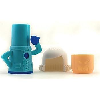 Healthy Clubs Limpiador de microondas: Amazon.es: Bricolaje y ...