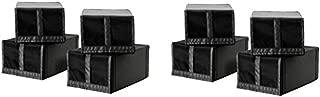 IKEA Skubb Shoe Box (8, Black)