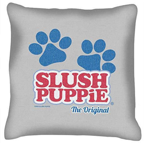 Slush Puppie Paws Logo The Original Cushion