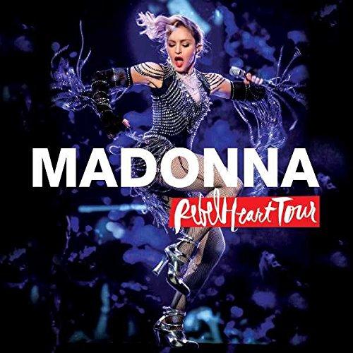 Madonna - Rebel Heart Tour  (+ CD) [Blu-ray]
