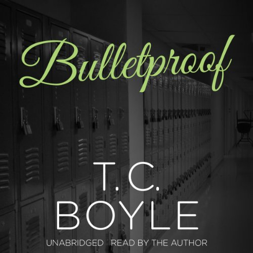 Bulletproof audiobook cover art