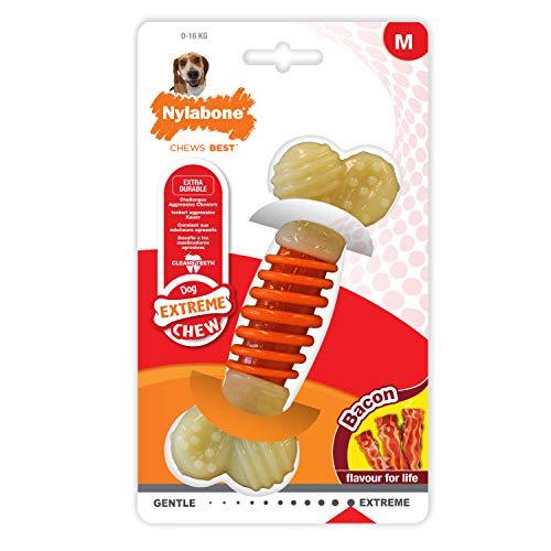 Nylabone Hueso masticable Doble de la Gama Extreme Juguete masticable para...