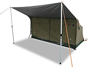 OzTent RS-1 King Single Swag (Includes Mattress)