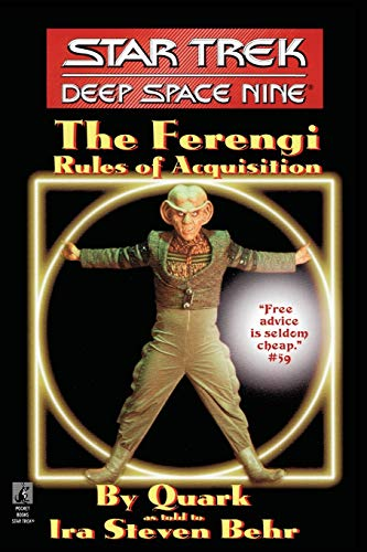 The Star Trek: Deep Space Nine: The Ferengi Rules of Acquisition: Deep Space Nine: The Ferengi Rules of Acquisition (Original)