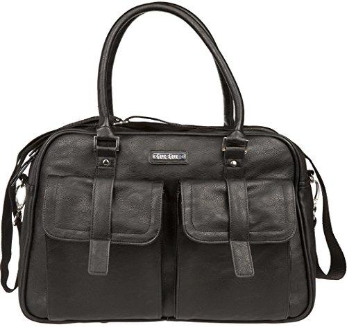 Tuc Tuc 08781 - Bolsa maternidad y cambiador, diseño neat black