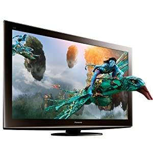 Panasonic TC-P58VT25 58' 3D 1080p VIERA Plasma HDTV image