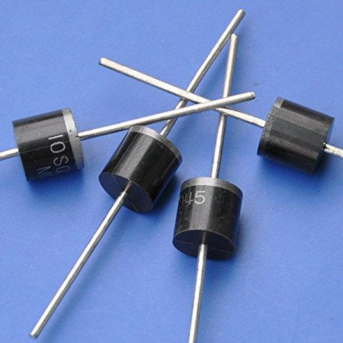 Electronics-Salon 10PCS 10sq045 10 A 45 V Schottky-Dioden, für Solarpanel/Wind, Gleichrichter, 10 Amp.
