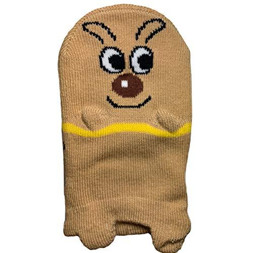アンパンマン ベビーソックス 靴下 キッズ 男の子 女の子 G:チーズ 9-14cm fk097