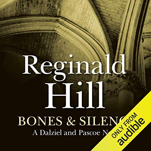 Bones and Silence audiobook cover art