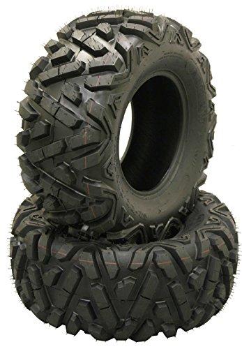 2 New WANDA ATV UTV Tires AT 26x11-12 26x11x12 DURABLE 6PR 10168 DEEP...