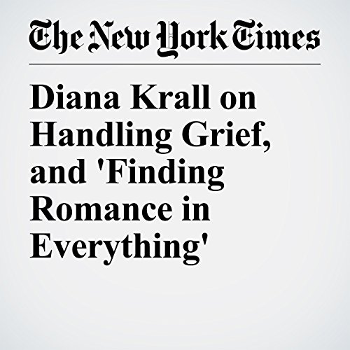 Diana Krall on Handling Grief, and 'Finding Romance in Everything' copertina