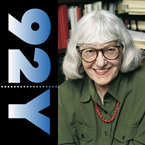 Cynthia Ozick at the 92nd Street Y audiobook cover art