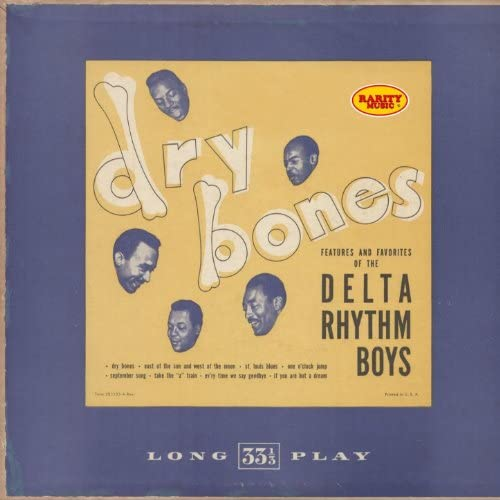 The Delta Rhythm Boys