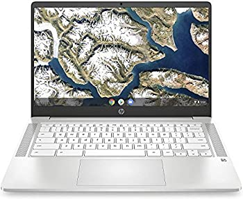 HP 14in Touchscreen Chromebook Intel N4000 4GB RAM 32GB eMMC Chrome OS White  Renewed