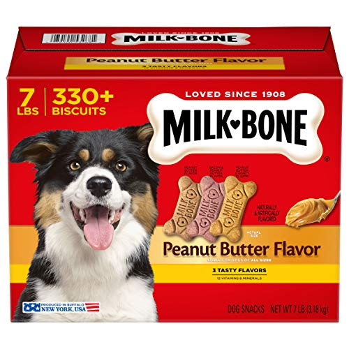 MilkBone Peanut Butter  Dog Treat Small