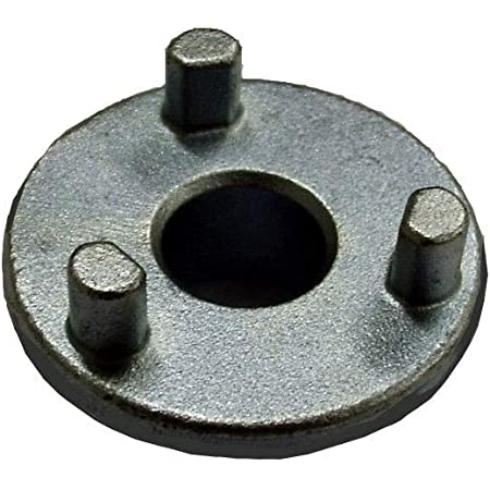 Sharplace Eje de Control Interruptor para Motosierra Piezas de Autom/óvil Cortac/ésped Jard/ín