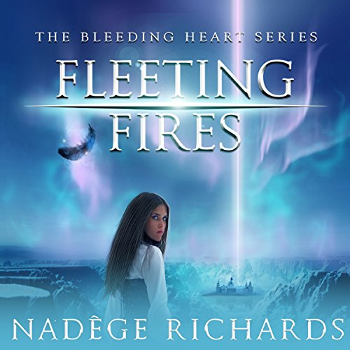 Fleeting Fires audiobook cover art