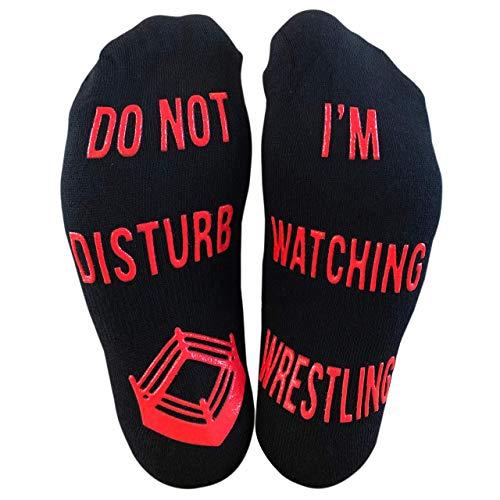 BRING ME SOCKS Calcetines tobilleros divertidos «Do Not Disturb, I'm Watching...