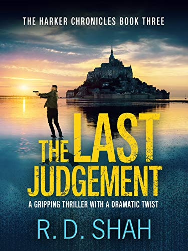 The Last Judgement (The Harker Chronicles Book 3)