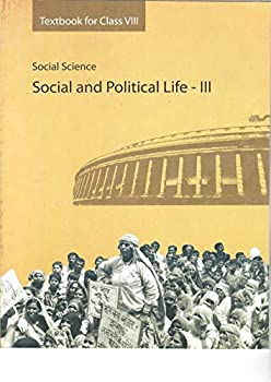 Paperback Social and Political Life Part - 3 TextBook Social Science for Class - 8 - 860 Book