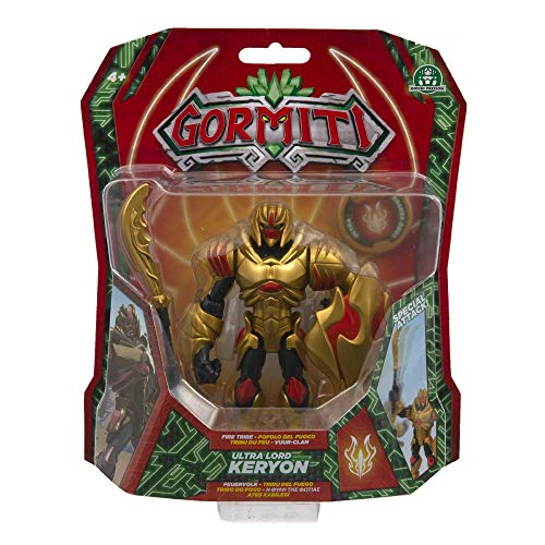 Gormiti Deluxe Action Figure Wave 3 - Lord Keryon