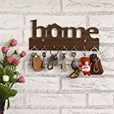 Dimensions (Wxdxh) In Cms:- 29 Cm X 0.40 Cm X 13.50 Cm Package Contains: 1 Unit Of Webelkart Wooden Key Holder, Material: Wooden, Color: Brown Best For Home Decor by WebelKart Ideal For Gifting Purposes This Is Jaipurcrafts (WebelKart) Exclusive Inho...