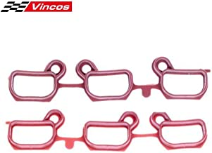 Vincos Engine Air Intake Manifold Gasket Replacement For BMW X3 X5 323Ci 323i 328Ci 328i 325i 325Xi 330i 330Xi 525i 530i 325Ci 330Ci e46 e39 11611436631