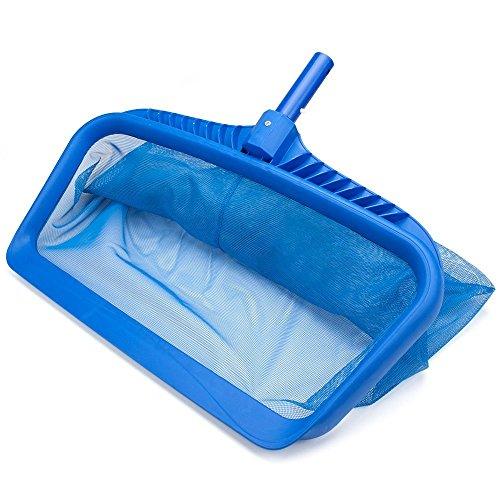 Huante Amelioré Nettas voor het reinigen van repen, voor afval, bladeren, netweefsel, diepe tas, zwembad, net van diep water