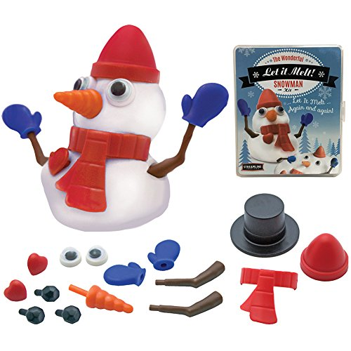 Let it Melt! Snowman-The New 2020 Holiday Season Melting Snowman By Union Square Outlet