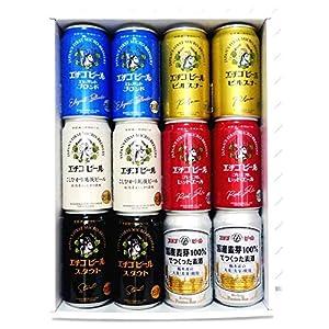 """エチゴビール 6種 350ml×12缶 飲み比べセット"""""""