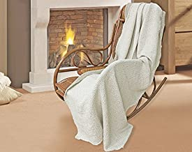 100% Pure Flax Linen Blanket