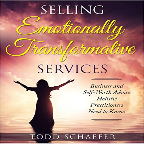 『Selling Emotionally Transformative Services』のカバーアート