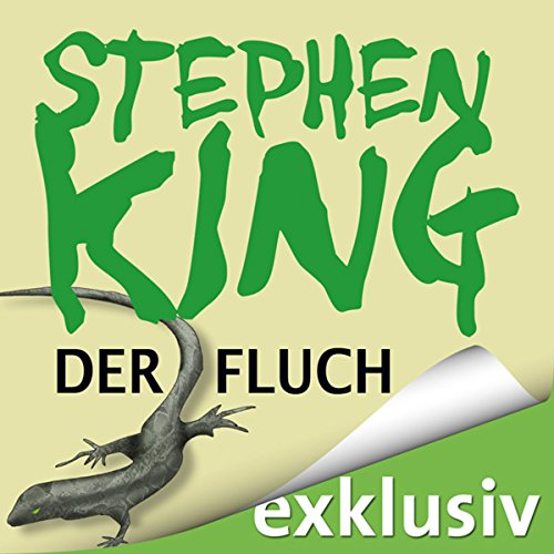 Der Fluch audiobook cover art