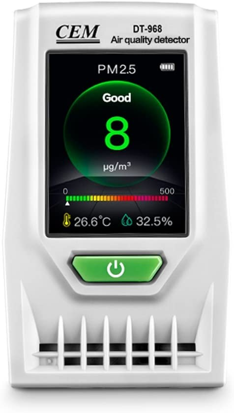 Air Quality Monitor ind Dealing full price reduction CEM Genuine Free Shipping DT-968 Accurate for Tester Forma CO2