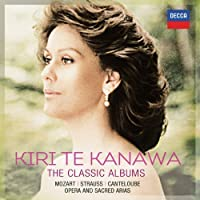 The Classic Albums [6 CD] by Kiri Te Kanawa (2014-04-01)