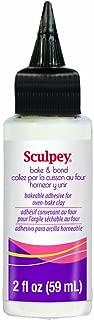Sculpey ABB02 Bake and Bond, 2 fl Oz (59ml)