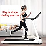 Woodtree Treadmills for Home Foldable Function Electric Treadmill Fitness Weight-loss Exercise Equipment Indoor Fitness Ultra-Quiet Models Running Machine
