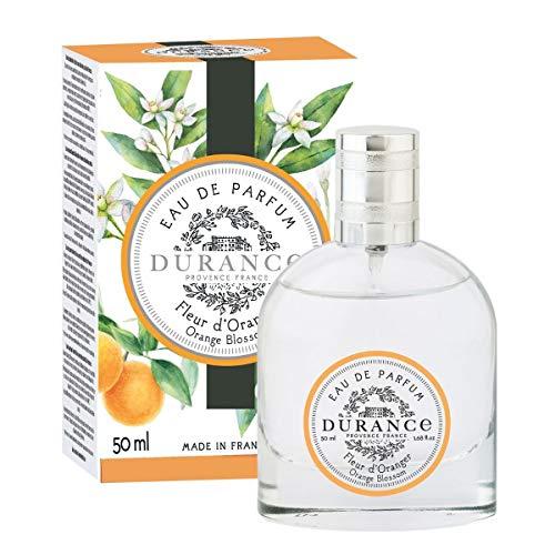 Durance Serie 'Les Eternelles' - Eau de Parfum Orangenblüte (Fleur d'Oranger) 50 ml mit Zerstäuber