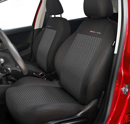 Coprisedili Grigio per Suzuki Vitara AUTO RIVESTIMENTO ANTERIORE