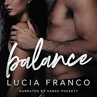 Balance: A Forbidden Gymnastics Romance  audiobook cover art
