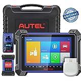 Autel MaxiAP AP200 Bluetooth Obd2 Scanner Bundle Autel MaxiIM IM608 Key Programming Diagnostic Tool with XP400 Key Programmer and J2534 ECU Reprogrammer