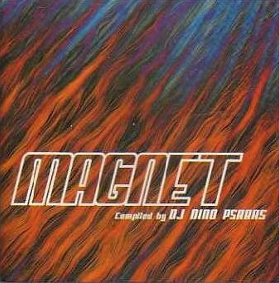 MAGNET-VISIONQUEST COMPILATION COMPILED BY DJ DINO PSARAS