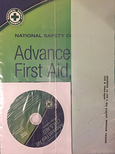ADVANCED FIRST AID,CPR,+AED