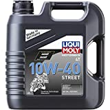 LIQUI MOLY 1243 Street 4T Motoröl 10 W-40, 4 L