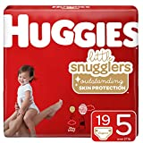 Huggies Little Snugglers Baby Diapers, Size 5, 19 Ct
