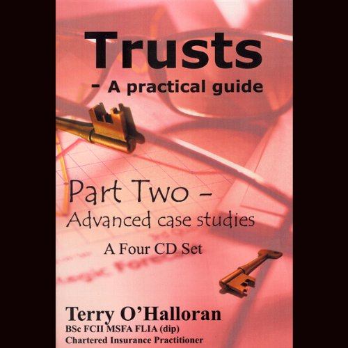 Trusts audiobook cover art