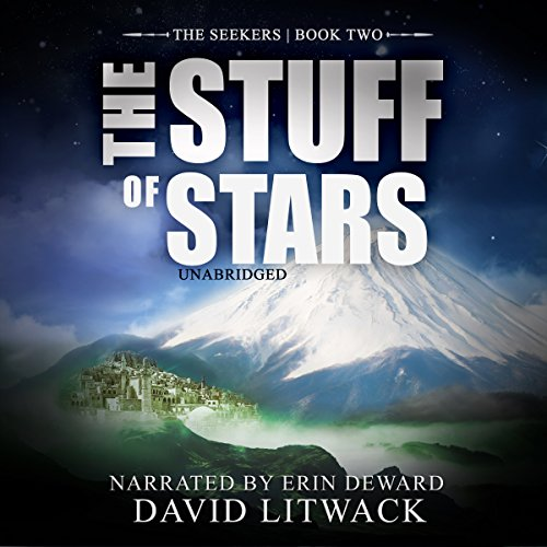 The Stuff of Stars audiobook cover art